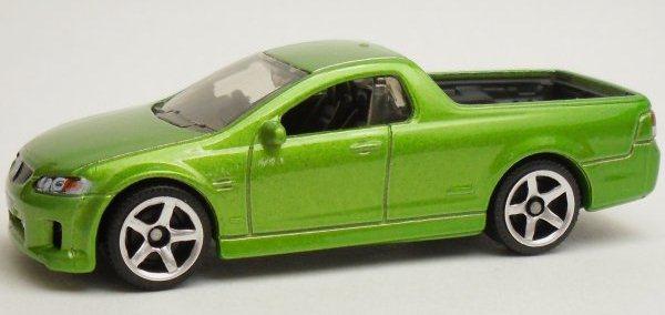 MB807-01 Holden VE Ute SSV ©sschevyman