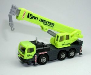 RW010-02 MBX Crane Truck