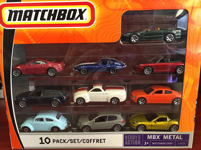 10 Pack : 2007 All Exclusive - Real