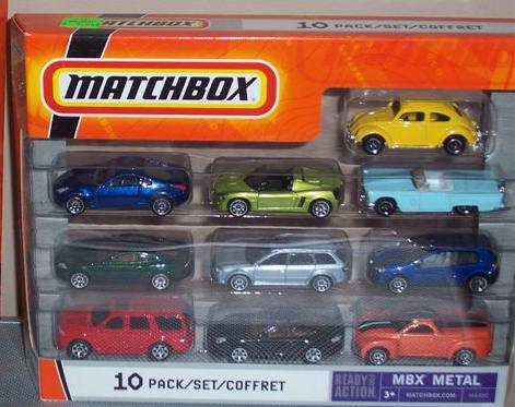 10 Pack : 2008 All Exclusive - Real