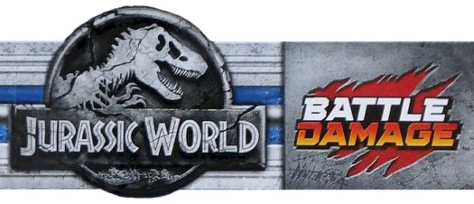 Jurassic World - Battle Damage