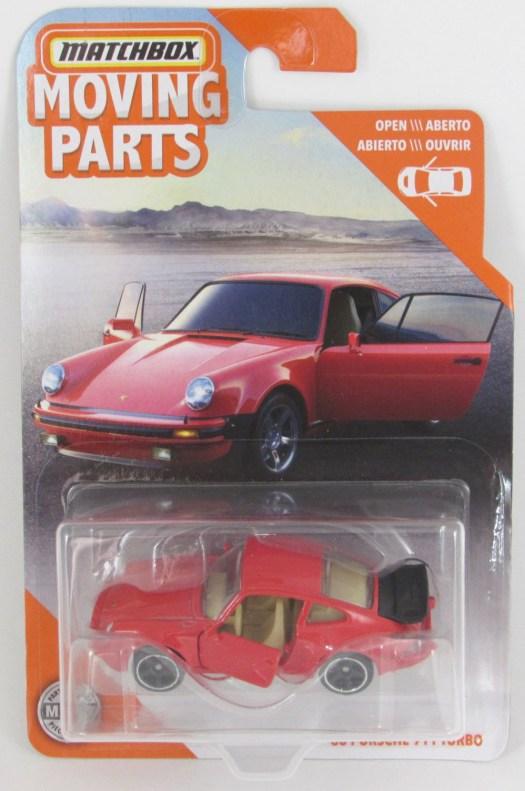 Matchbox MB1152-02 : '80 Porsche 911 Turbo