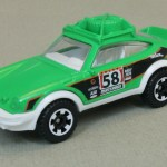 Matchbox MB1185-03 : 1985 Porsche 911 Rally