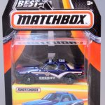 Matchbox MB969-03 : 1993 Ford Mustang Police car
