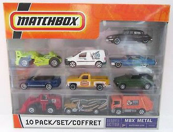 10 Pack : 2008 All New