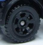 6 Spoke Utility - Black