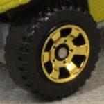 6 Spoke Utility - Gold