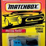 Matchbox Long Card 1994