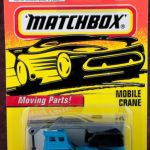 Matchbox Long Card 1994