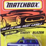 Matchbox Long Card