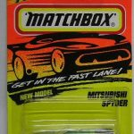 Matchbox Long Card Superfast