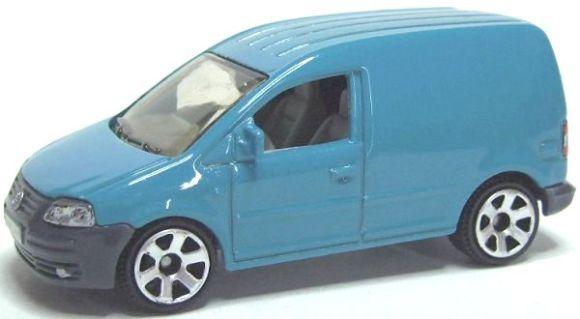 Matchbox MB741-01 : 2006 Volkswagen Caddy ©teeeye81