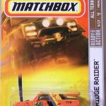 Matchbox 2008 Long Card