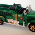 MB843-06 : Seagrave Fire Engine
