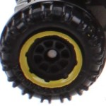 8 Spoke - Black-Yellow