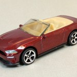 Matchbox MB1170-02 : '18 Ford Mustang Convertible