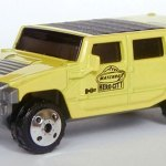 MB526-02 : Hummer H2 SUV Concept