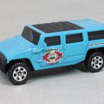 MB526-16 : Hummer H2 SUV Concept