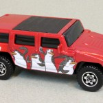 MB526-23 : Hummer H2 SUV Concept