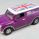 MB713-12 : 1965 Austin Mini Van