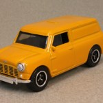 MB713-14 : 1965 Austin Mini Van