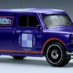 MB713-28 : 1965 Austin Mini Van
