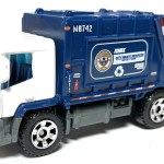 Matchbox MB742-20 : Garbage Truck