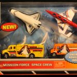 Mission Force : 2012 – Space Crew
