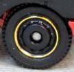 Ringed Disc - Black Gold