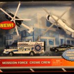 Matchbox 2012 Mission Force : Crime Crew