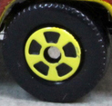 5 Spoke New - Yellow