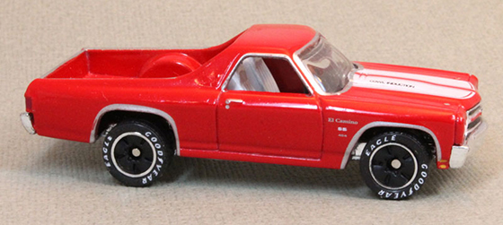 MB328 : 1970 Chevrolet El Camino