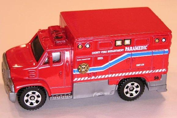MB679-09 : Ambulance