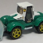 MB686-06 : Tractor Plow
