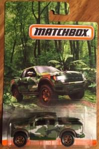 Matchbox MB927-03 : '10 Ford F-150 Raptor