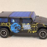 MB982-01 : Hummer H2 SUV Concept