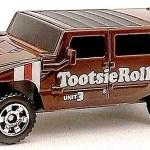 Matchbox MB982-05 : Hummer H2 SUV Concept