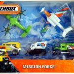 Matchbox Mission Force : 2015 – Arctic