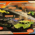 Matchbox Mission Force - Military Crew