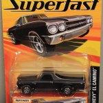 Matchbox Superfast - USA - 2005