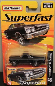 Matchbox Superfast - USA - 2005