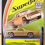 Matchbox Superfast 35th Anniversary