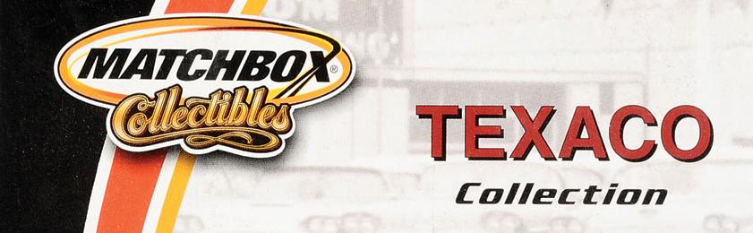 Matchbox Collectibles Texaco Collection