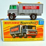 Matchbox 1970 box
