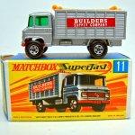 Matchbox 1970 box