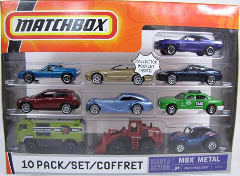 Matchbox 10 Pack : 2009 #09