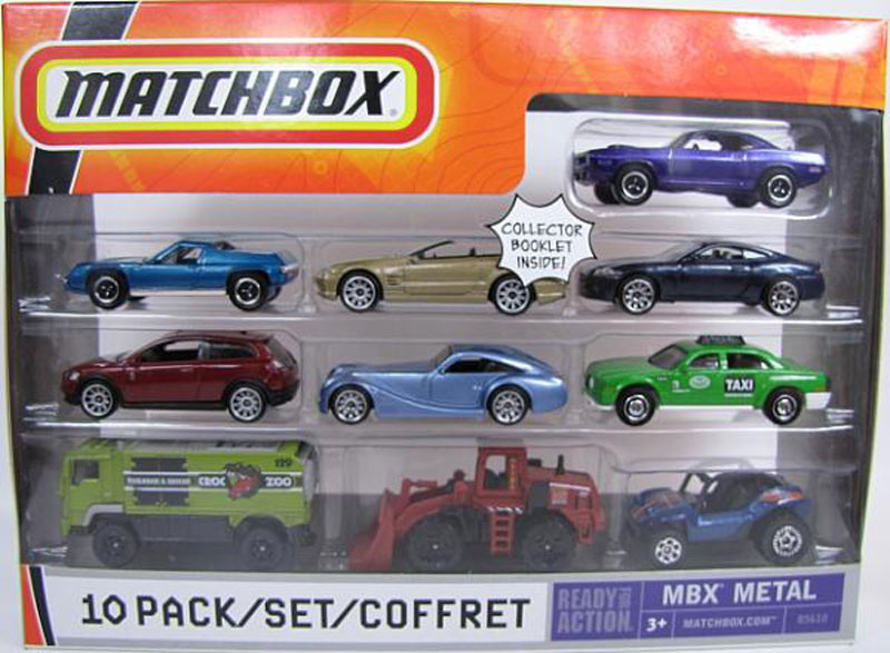 Matchbox 10 Pack : 2009 #09