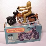 Matchbox 1982 Box