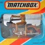 Matchbox 1983 Box