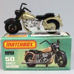 Matchbox 1981 Box